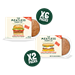 Meatless BBQ Party Bundle - 8 Packs (6x Burgers, 2x Sausages) - BBQ BNDL_8pk