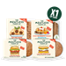 Meatless Explore Bundle - 4 Packs (1 of Each) - EXP BNDL_4pk